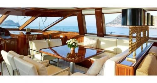 Super-Lux-Motorsailer GLORIOUS entre particuliers et professionnel à Marmaris