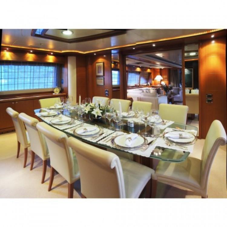 Crn-Yachts Ariela entre particuliers et professionnel à Marmaris