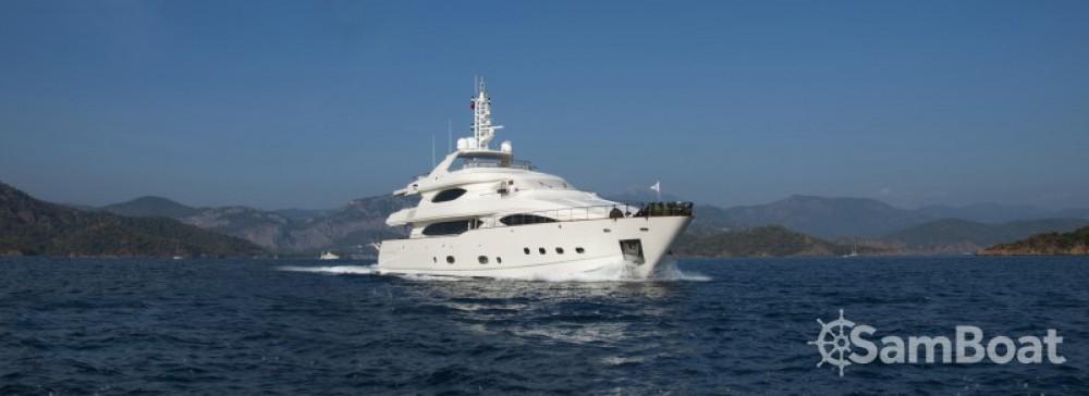Louez un Crn-Yachts Ariela à Marmaris