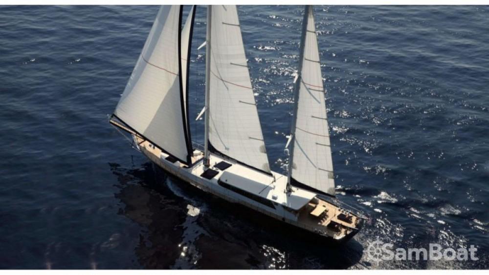 Louer Voilier avec ou sans skipper Super-Lux-Motorsailer à Marmaris