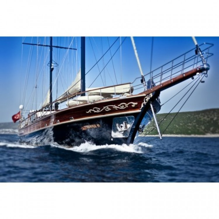 Yacht-Charter in Marmaris - High-Deluxe-Yachts Gora auf SamBoat