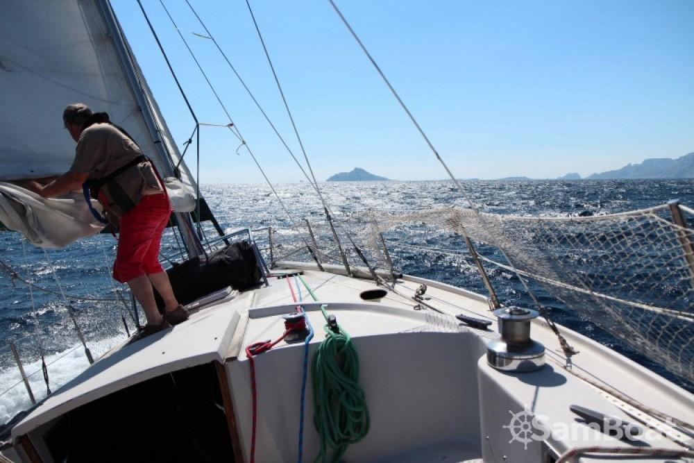 Segelboot mit oder ohne Skipper Jeanneau mieten in Port des Sablons