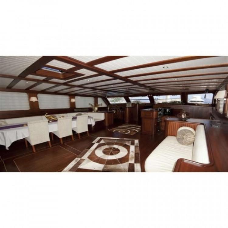 Bootverhuur High-Deluxe-Yachts ARIF KAPTAN A in Marmaris via SamBoat