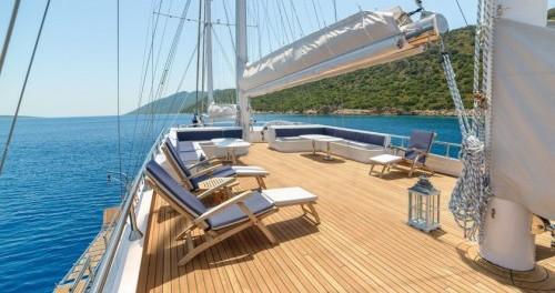 Location bateau High-Deluxe-Yachts BELLA MARE à Marmaris sur Samboat