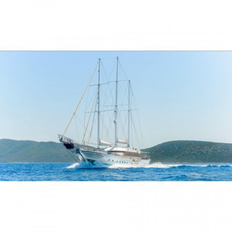 Segelboot mieten in Marmaris - High-Deluxe-Yachts BELLA MARE