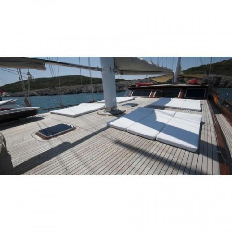 Huur Zeilboot met of zonder schipper High-Deluxe-Yachts in Marmaris