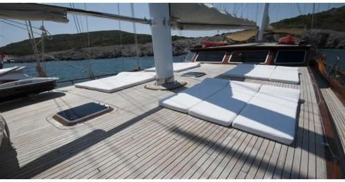 Location bateau High-Deluxe-Yachts ARIF KAPTAN A à Marmaris sur Samboat