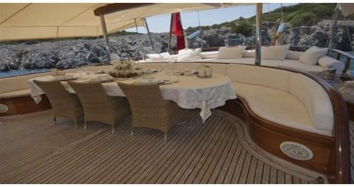 High-Deluxe-Yachts ARIF KAPTAN A entre particuliers et professionnel à Marmaris