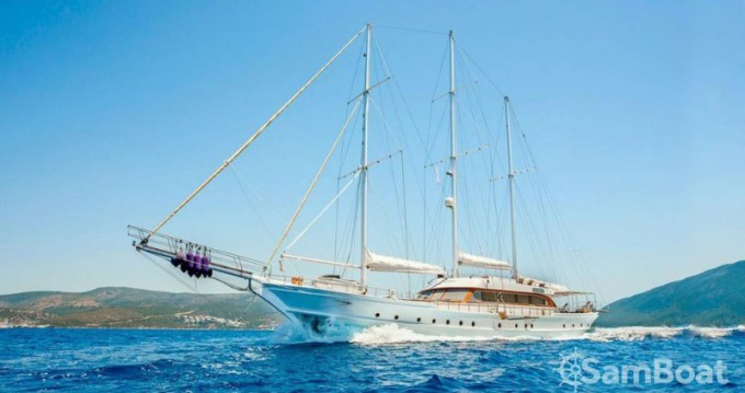 Louez un High-Deluxe-Yachts BELLA MARE à Marmaris