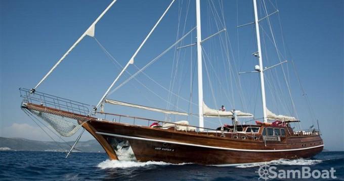 Location Voilier à Marmaris - High-Deluxe-Yachts ARIF KAPTAN A