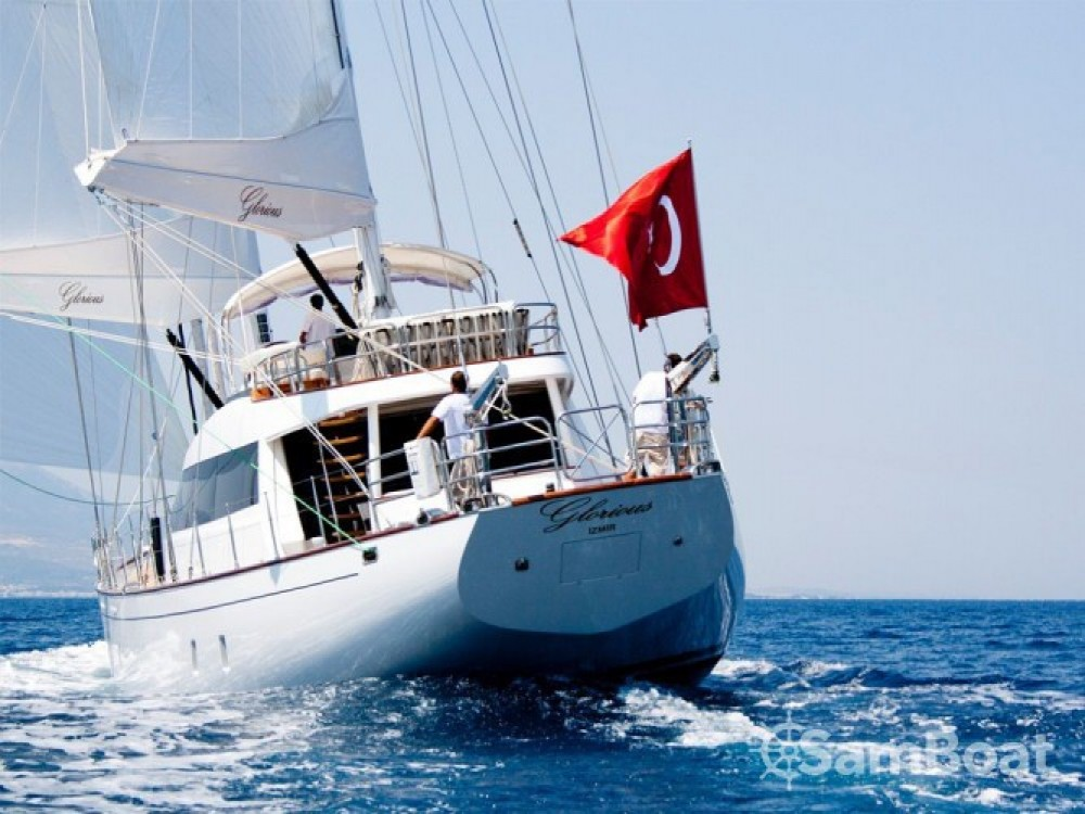 Hire Sailboat with or without skipper Super-Lux-Motorsailer Marmaris