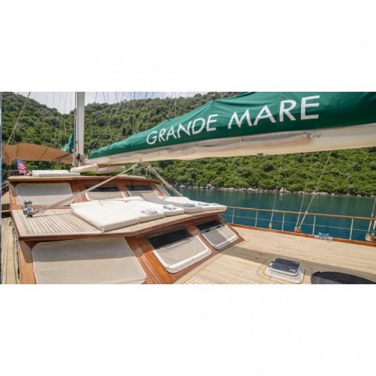 Location yacht à Marmaris - High-Deluxe-Yachts GRANDEMARE sur SamBoat