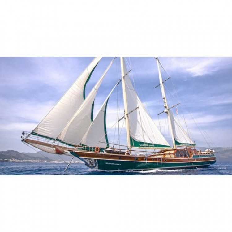 Location bateau Marmaris pas cher GRANDEMARE