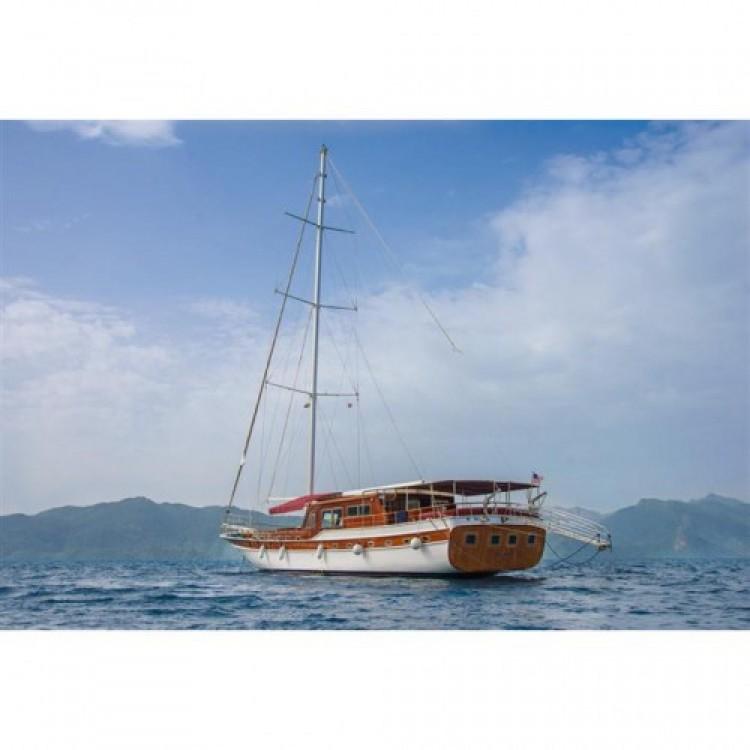 Yacht-Charter in Marmaris - Deluxe-Yachts LA FINALE auf SamBoat