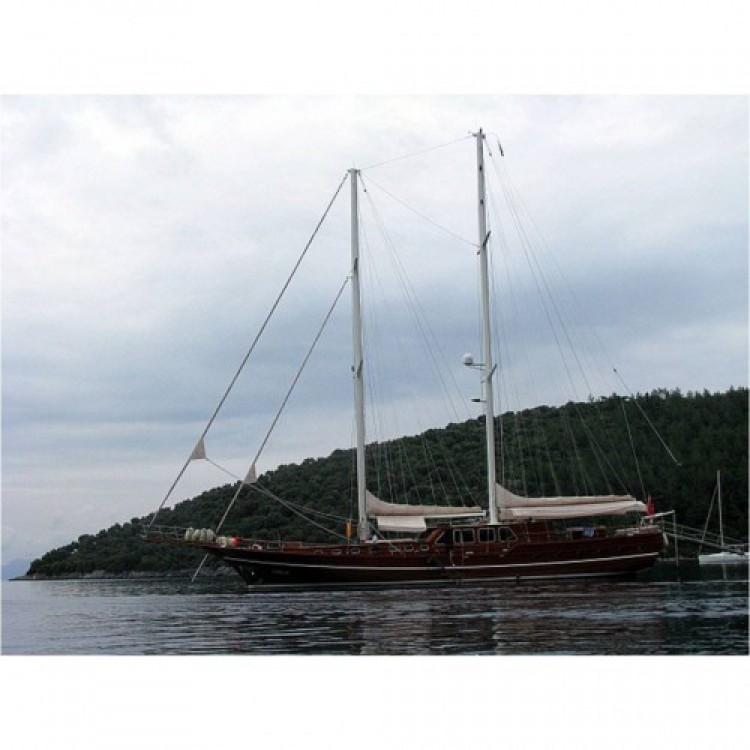 Verhuur Zeilboot in Marmaris - High-Deluxe-Yachts LORIENT
