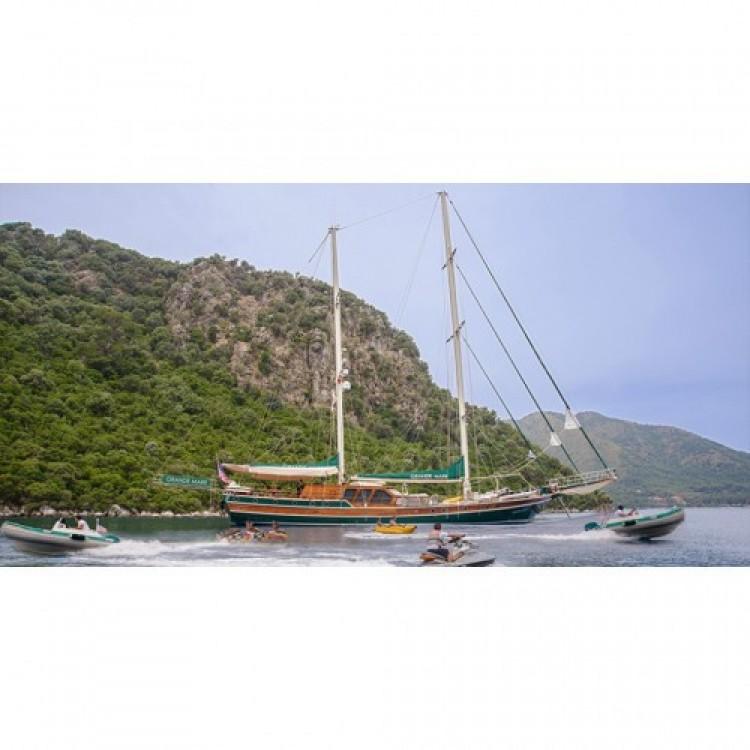 Location bateau High-Deluxe-Yachts GRANDEMARE à Marmaris sur Samboat