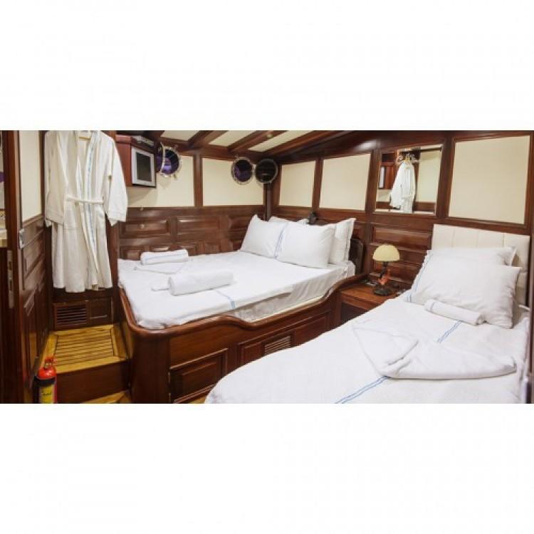 Louez un High-Deluxe-Yachts GRANDEMARE à Marmaris