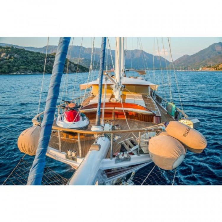 Segelboot mit oder ohne Skipper Deluxe-Yachts mieten in Marmaris