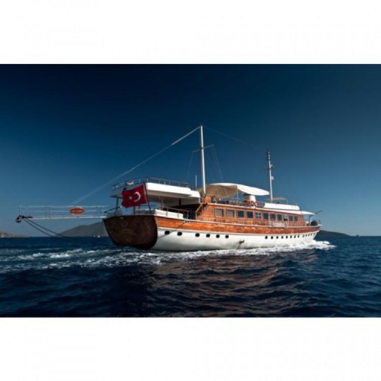 Location Yacht à Marmaris - Deluxe-Yachts HALIS TEMEL