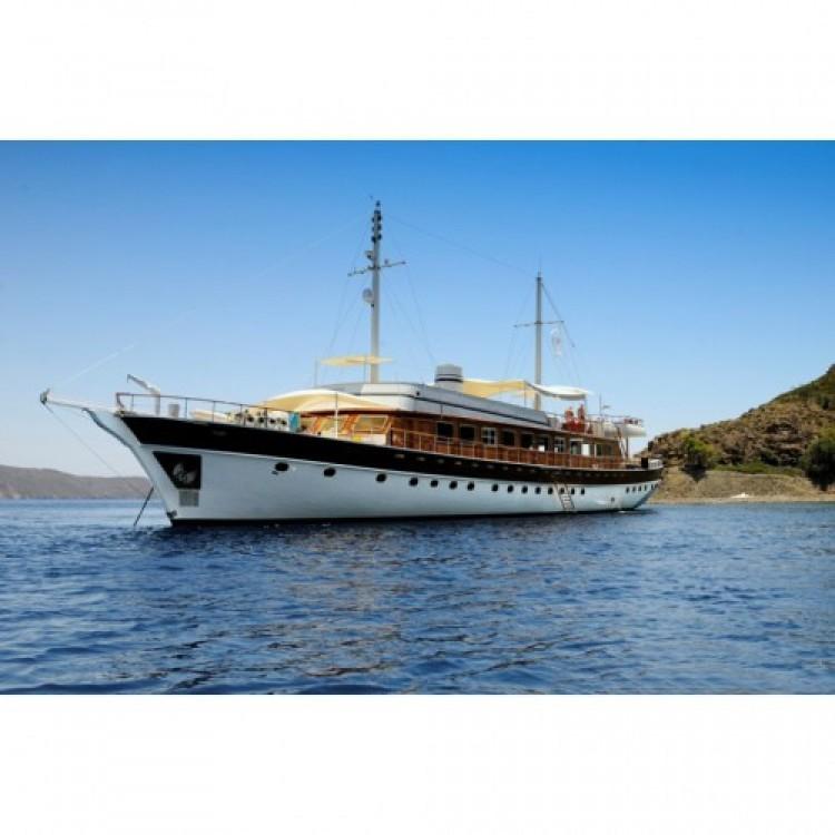 Louer Yacht avec ou sans skipper Deluxe-Yachts à Marmaris