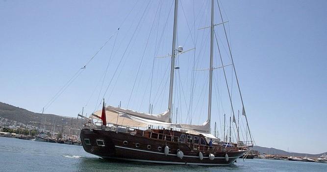Louez un High-Deluxe-Yachts LORIENT à Marmaris