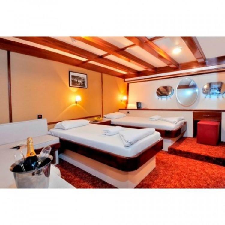 Location bateau Deluxe-Yachts HALIS TEMEL à Marmaris sur Samboat