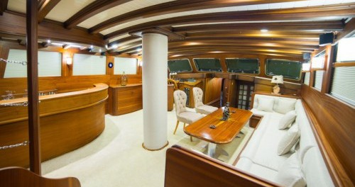 Location Voilier à Marmaris - Deluxe-Yachts WICKED FELINA