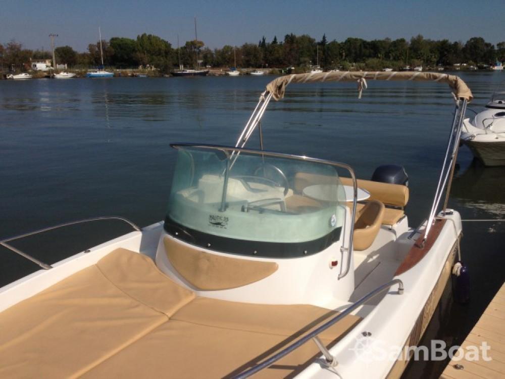 Huur Motorboot met of zonder schipper Sessa Marine in Agde