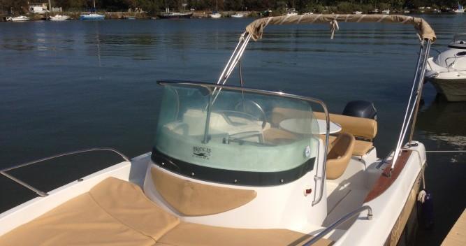 Location yacht à Le Grau-d'Agde - Sessa Marine Key Largo 22 Deck sur SamBoat