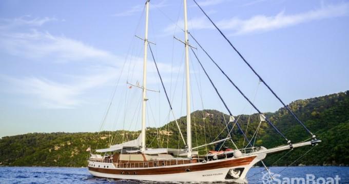 Louer Voilier avec ou sans skipper Deluxe-Yachts à Marmaris