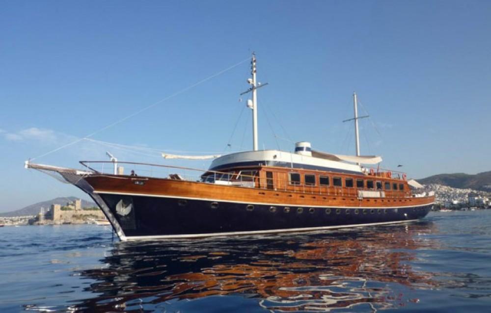 Louez un Deluxe-Yachts HALIS TEMEL à Marmaris