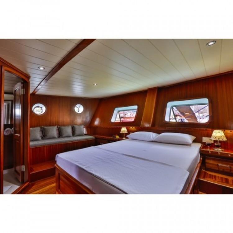 Yacht-Charter in Marmaris - High-Deluxe-Yachts KASAPOGLU auf SamBoat