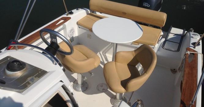 Louez un Sessa Marine Key Largo 22 Deck à Le Grau-d'Agde