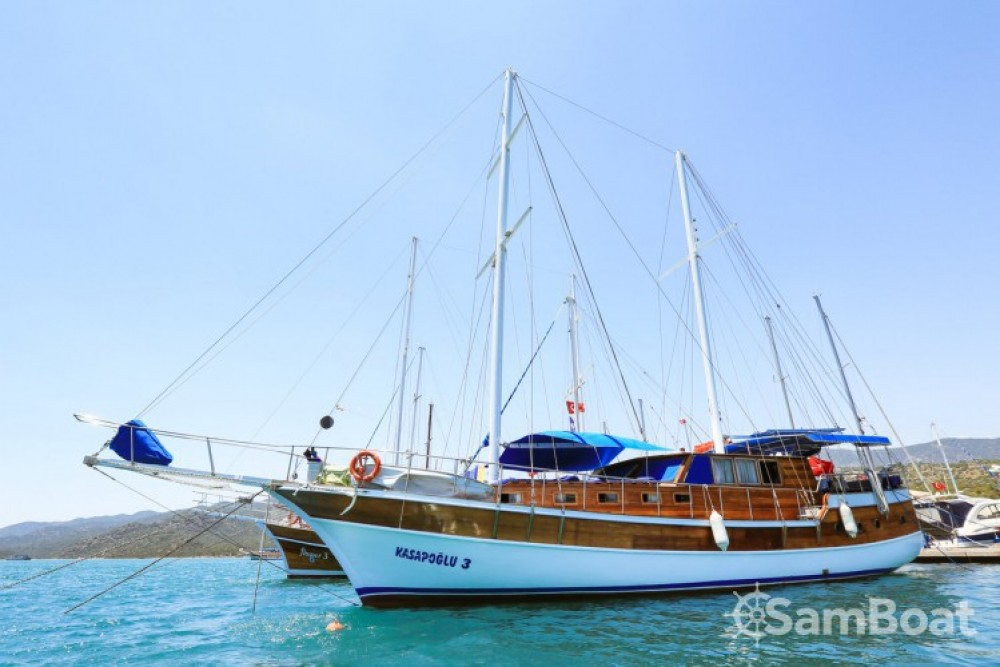 Yachten mieten in Marmaris - High-Deluxe-Yachts KASAPOGLU