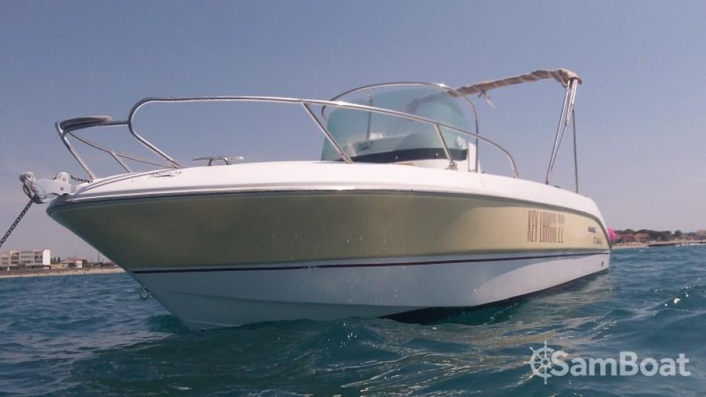 Sessa Marine Key Largo 22 Deck entre particulares y profesional Agde