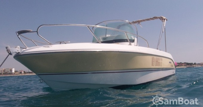 Sessa Marine Key Largo 22 Deck entre particuliers et professionnel à Le Grau-d'Agde