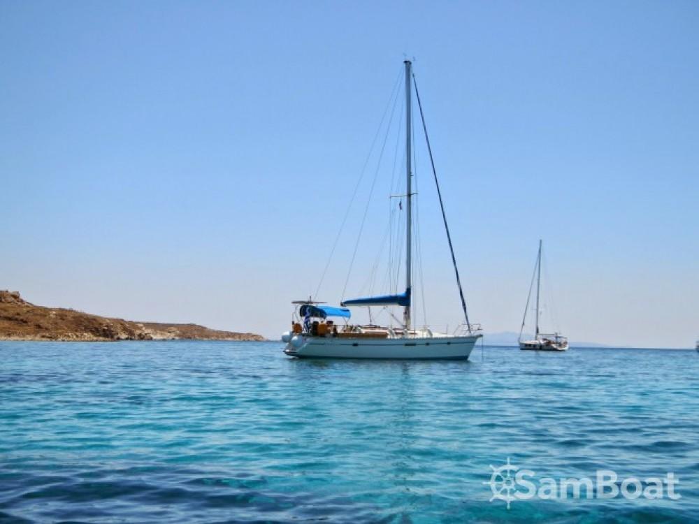 Location bateau Jeanneau Voyage 11.20 à Lávrio sur Samboat