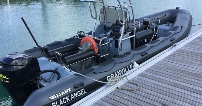 Location bateau Granville pas cher Valiant 750 DR