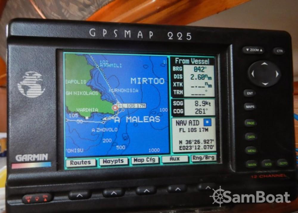 Jeanneau Voyage 11.20 entre particuliers et professionnel à Lávrio