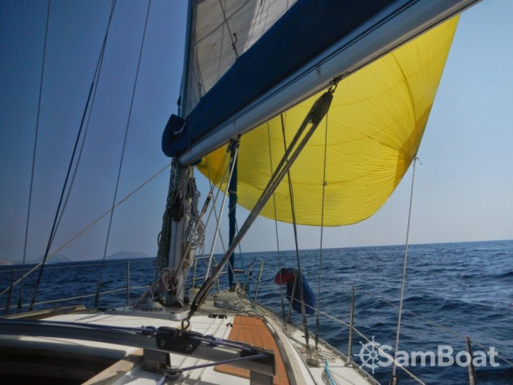 Bootsverleih Lávrio günstig Voyage 11.20