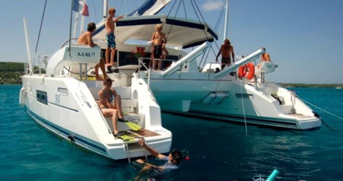 Location bateau Marigot pas cher Catana 50 Ocean Class