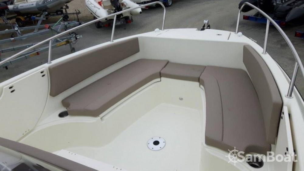 Verhuur Motorboot in Saint-Malo - Quicksilver Activ 755 Open
