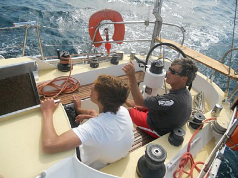 Location bateau Destrier sloop à Capbreton sur Samboat
