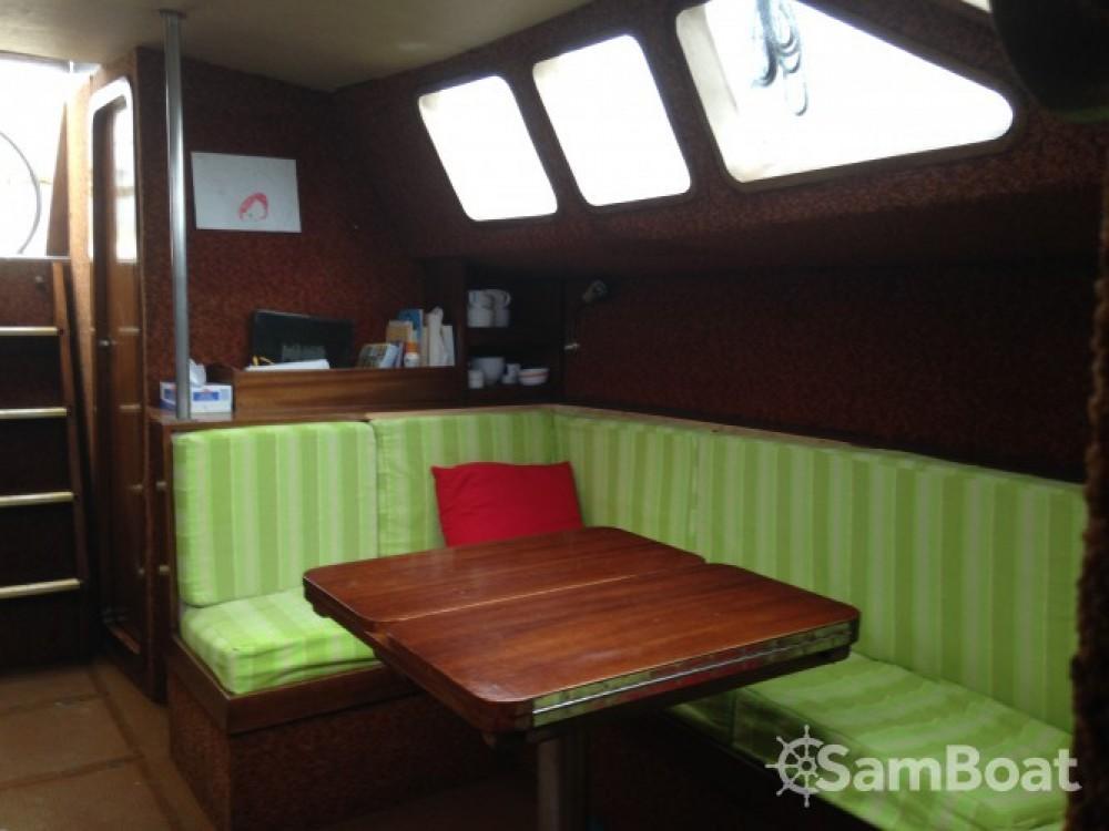 Location Voilier à Capbreton - Destrier sloop