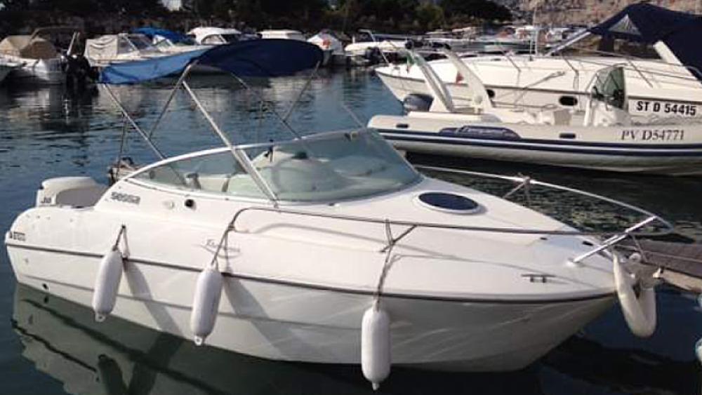 Yacht-Charter in Marseille - Sessa Marine Islamorada 19 auf SamBoat
