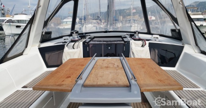 Location yacht à Toulon - Bénéteau Oceanis 41 sur SamBoat