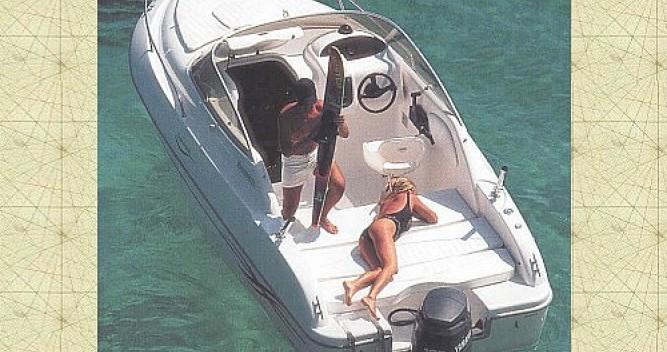 Boat rental Marseille cheap Islamorada 19