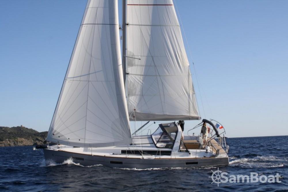 Bootsverleih Toulon günstig Oceanis 41