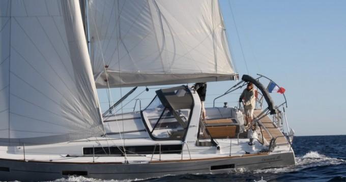 Location bateau Bénéteau Oceanis 41 à Toulon sur Samboat