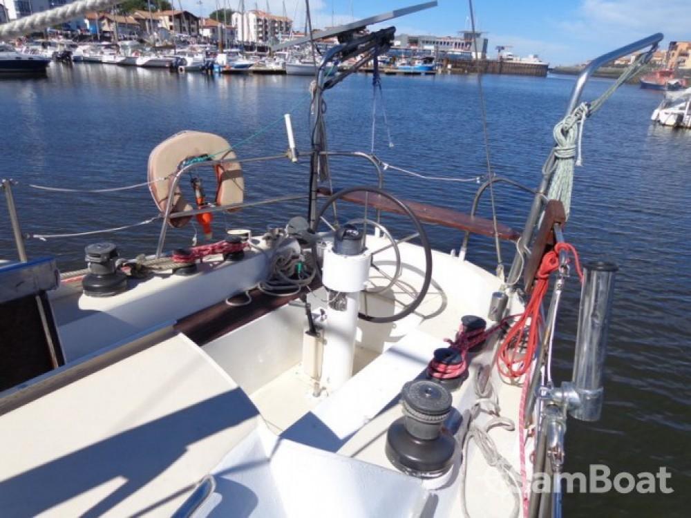 Location yacht à Capbreton - Destrier sloop sur SamBoat